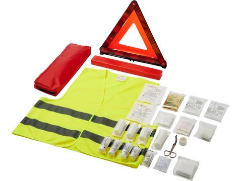 Kit de sécurité trio pour voiture Joachim