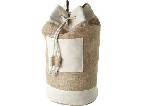 Goa jute sailor bag