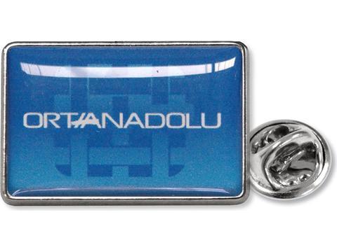 Metal Pin rectangle