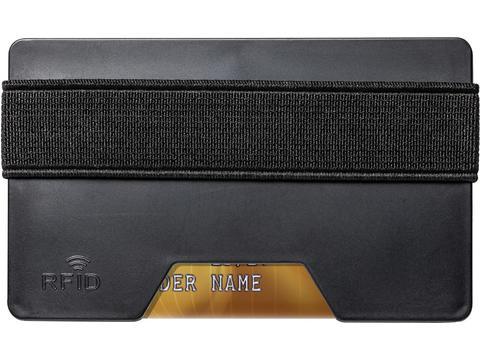 Porte-cartes avec protection RFID
