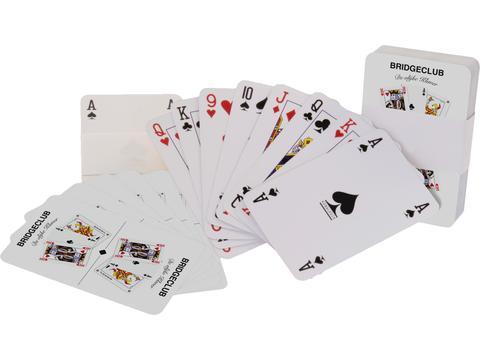 Kaartspel klassiek zonder doosje