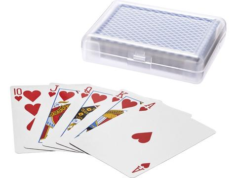 Kaartspel in hoesje