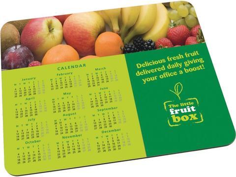 Calendar Mousemat