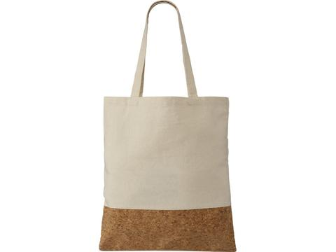Cotton and Cork Tote