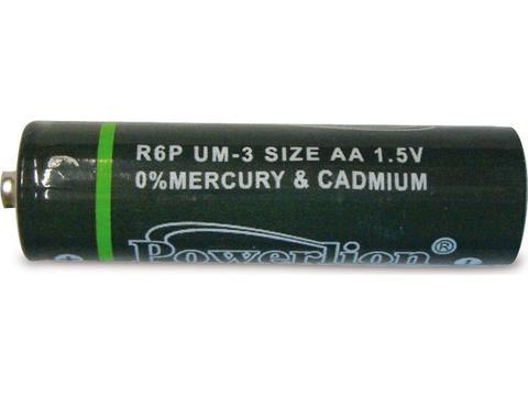 Batterijen AA