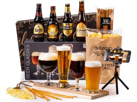 Kerstpakket Bierproeven