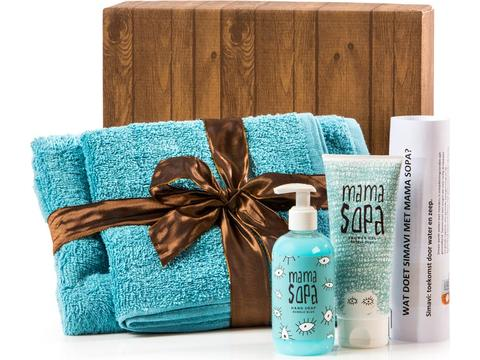 Christmas gift package Mama Sopa
