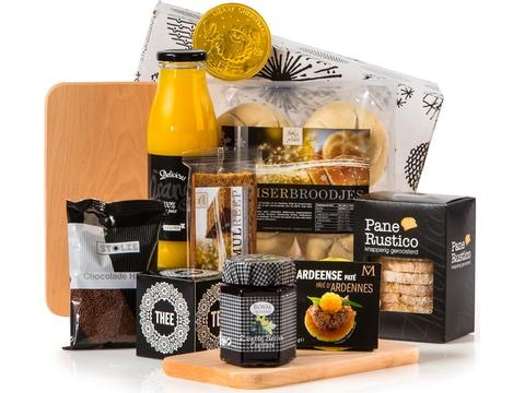 Christmas gift package - Breakfast