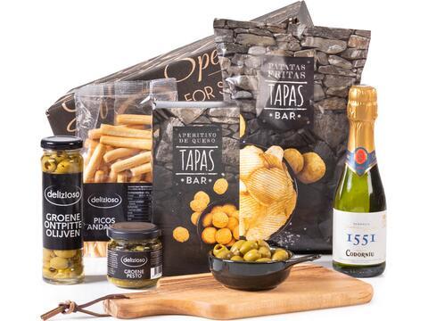 Kerstpakket Spaanse Tapas