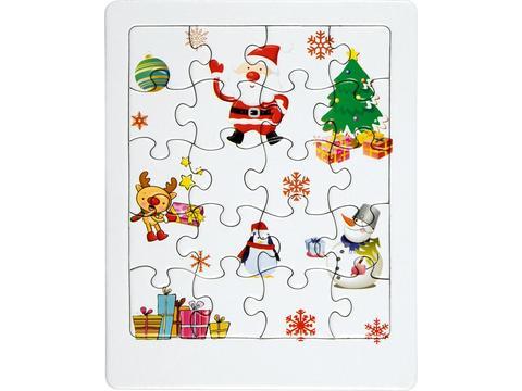 Kerstpuzzel XMAS