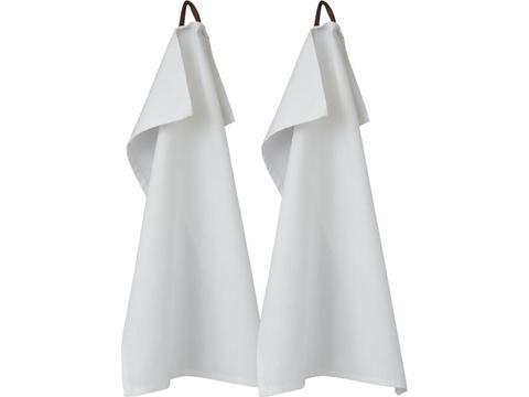 Longwood 2-piece kitchen towel set