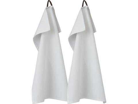Longwood 2-piece kitchen towel set