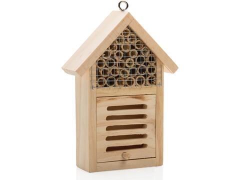 Klein insectenhotel