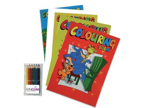 Set de coloriage