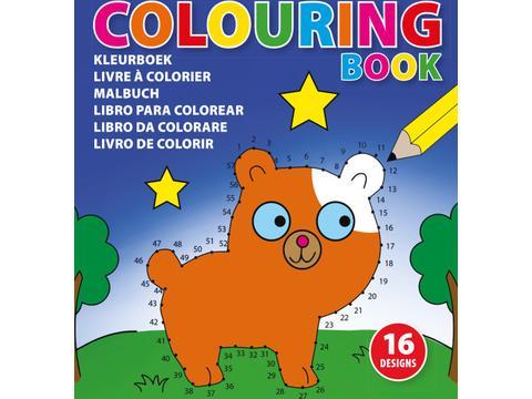A5 Children's colouring book