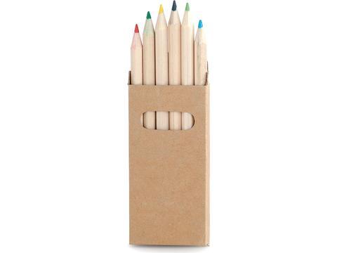 Boite crayons Girls