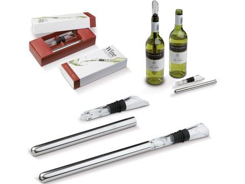 Wine cooling stick steel