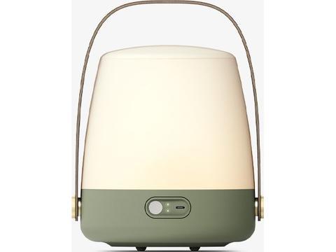 Lite-up design lampe