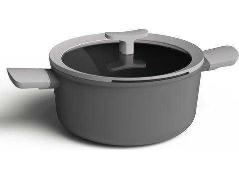 Kookpot met deksel 24 cm - Leo