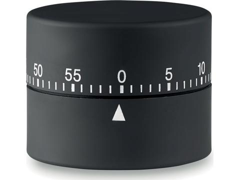 Flat kitchen timer
