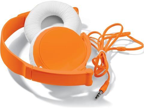 Headphone with rotating earflaps