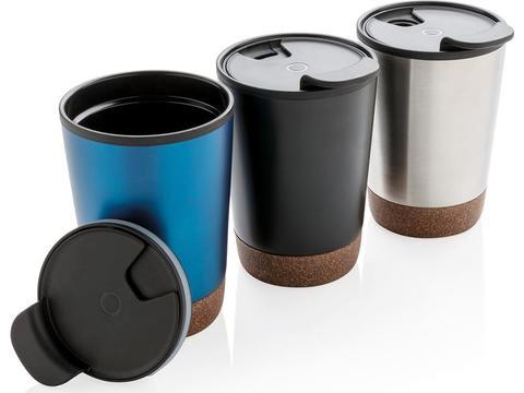 Cork coffee tumbler - 300 ml