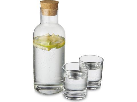 Set carafe et verres