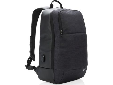Swiss Peak modern 15 inch laptop backpack