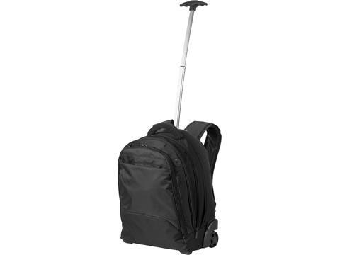 Sac à dos trolley pour ordinateur portable 17''