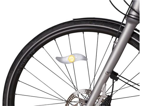 Falcon LED spoke light