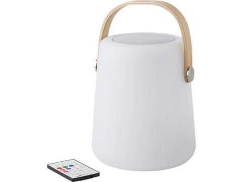 LED speaker met kleur verlichting