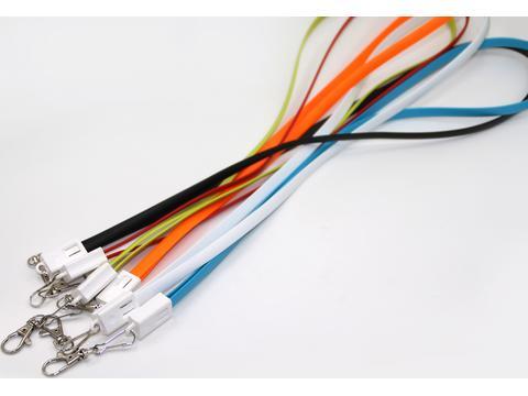 Lenny lanyard et cable de charge