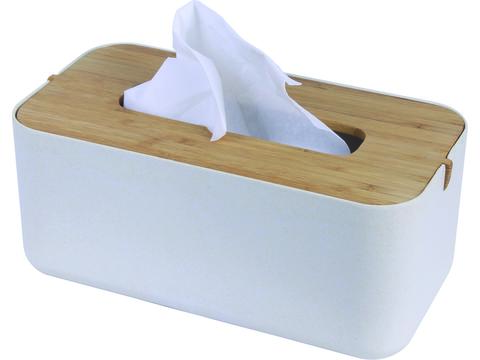 Zen tissue box