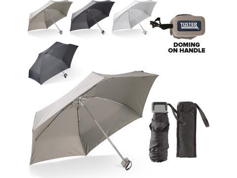 Lichte opvouwbare paraplu met hoes - Ø92 cm