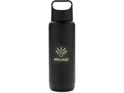 Light up logo fles - 500 ml