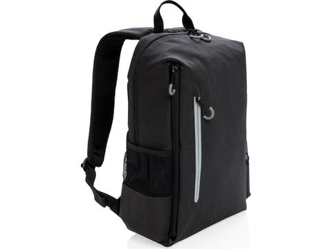 "Lima 15.6"" RFID & USB laptop backpack"
