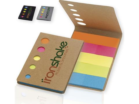 Recycled Sticky Notes Set
