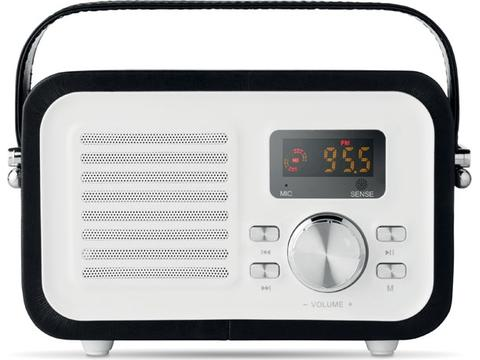 Louisiana Bluetooth luidspreker en FM radio
