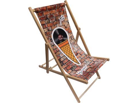 Custom made strandstoel