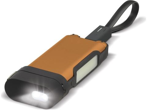 Adventure powerbank lamp - 5000 mAh