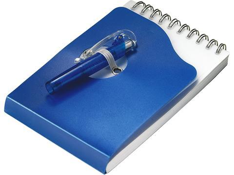 Compact notitieboekje