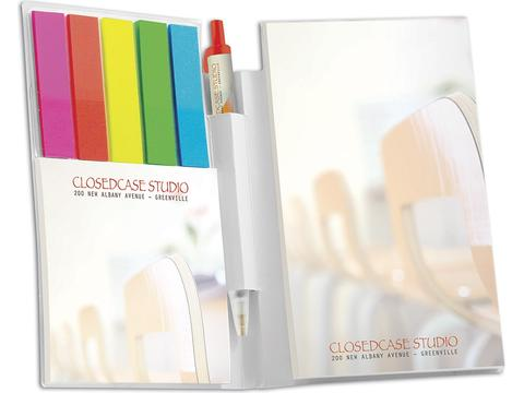 Sticky Note set met pen