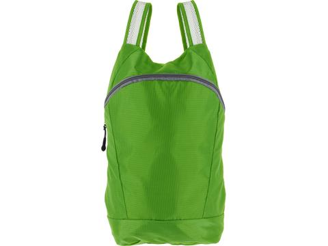 Outdoor foldable backpack