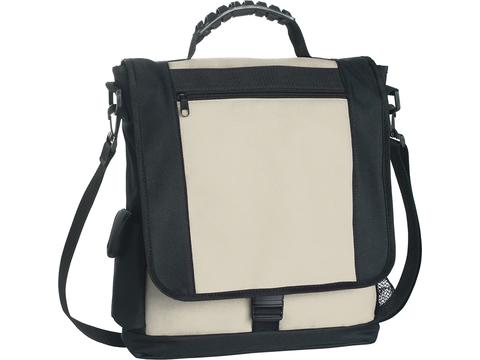 Vertical sport briefbag
