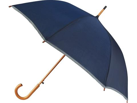 Automatic silver stripe umbrella