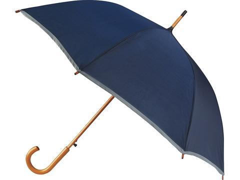Automatic silver stripe umbrella