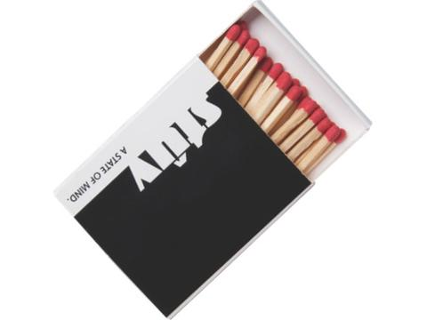 Match-box with 24 matches