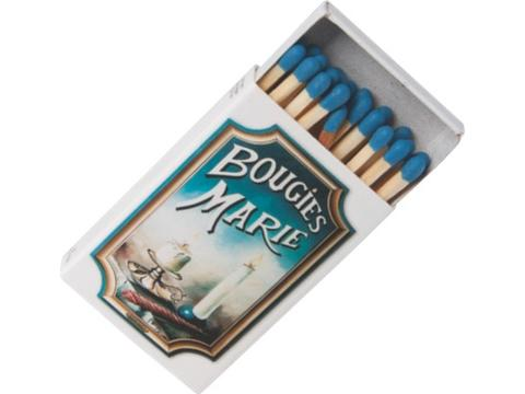 Match-box with 25 matches