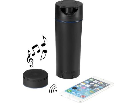 Rhythm Bluetooth™ audio flask
