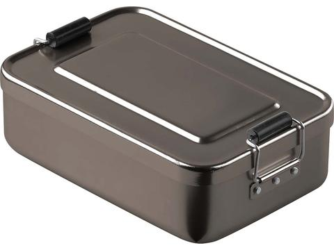 Lunch box Metallic